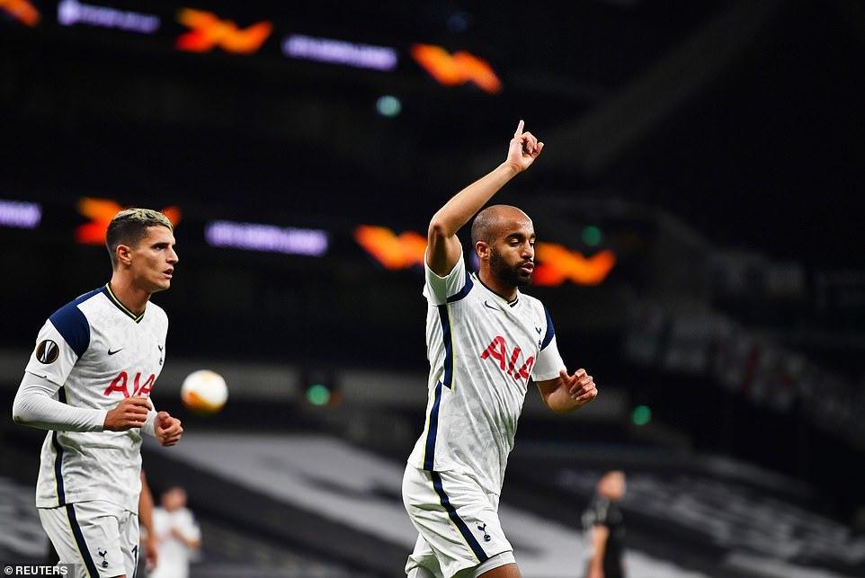 Son Heung Min lập công, Tottenham thắng dễ trận ra quân