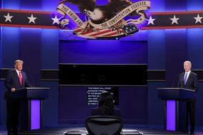 Ai có quyền tắt micro trong trận so găng Trump - Biden?
