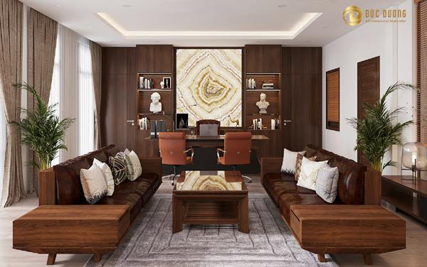 Thiết kế văn phòng tại gia - xu hướng hậu Covid-19