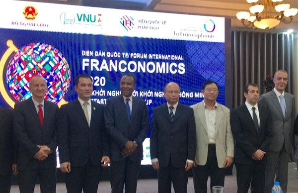 Franconomics kicks off in Hanoi