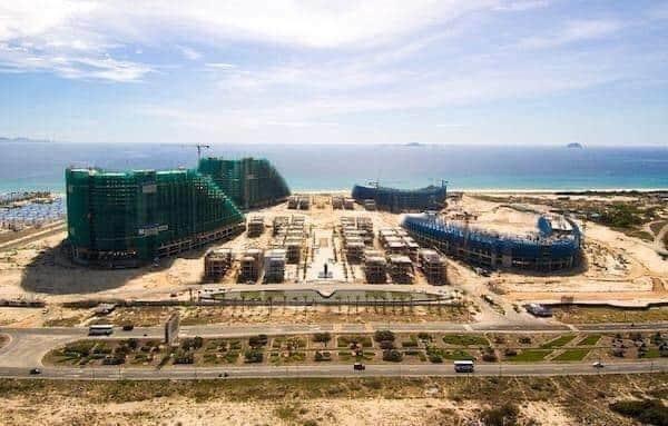 Giá nhà đất Đà Nẵng, Nha Trang lao dốc quay đầu giảm mạnh