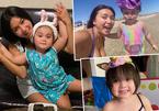 Con gái 3 tuổi đáng yêu của diễn viên Y Phụng