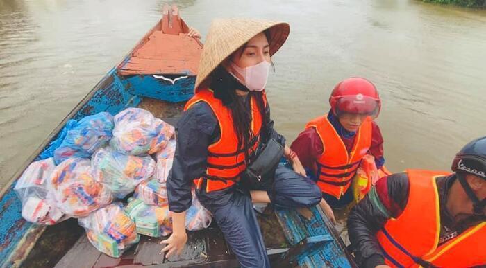Chủ tịch Hội Chữ thập đỏ: Nghị định 64 không áp vào cá nhân như Thủy Tiên