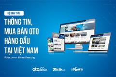 Mua ô tô trực tuyến tiện lợi trên Oto.com.vn