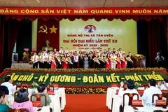 Đại hội điểm thị xã Tân Uyên đã thành công tốt đẹp
