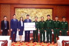 MB biếu tặng 650 triệu đồng gia đình 13 liệt sĩ Rào Trăng 3