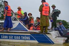 Bão số 8: Hơn 250.000 quân ứng trực, miền Trung mưa từ đêm mai