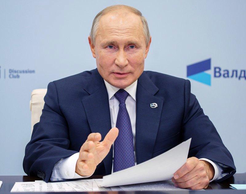 Ông Putin nói về khả năng liên minh quân sự Nga - Trung