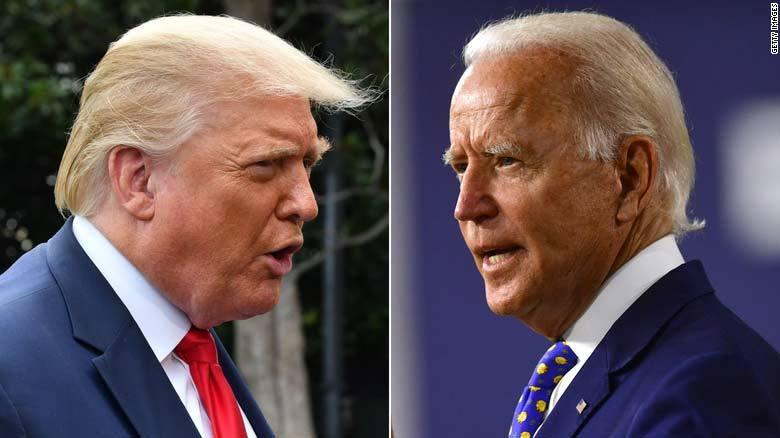 Tín hiệu bất ngờ trước thời khắc quyết định Donald Trump - Joe Biden
