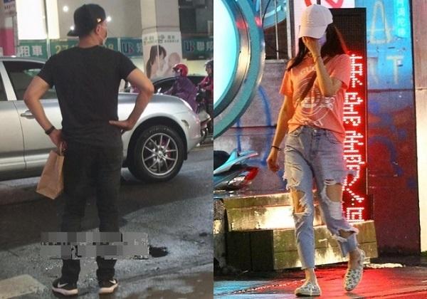 Vợ chồng Lâm Tâm Như, Hoắc Kiến Hoa cãi nhau gay gắt ngay trên phố
