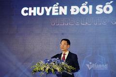 Toàn văn phát biểu của Bộ trưởng Nguyễn Mạnh Hùng tại Lễ Trao giải Cuộc thi Viet Solutions 2020