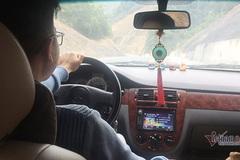 Cách lái xe để người ngồi cùng không bị say nôn ói