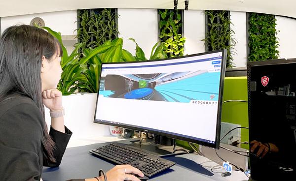 Viettel làm điều chưa từng có với nền tảng 3D tại ITU 2020