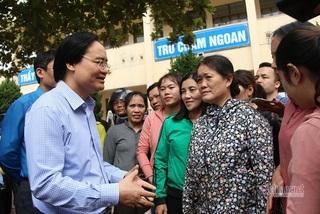 Bộ trưởng Phùng Xuân Nhạ gửi thư chúc mừng năm mới
