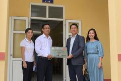 Tập đoàn LS Hàn Quốc tài trợ nâng cấp phòng y tế tại 17 trường tiểu học