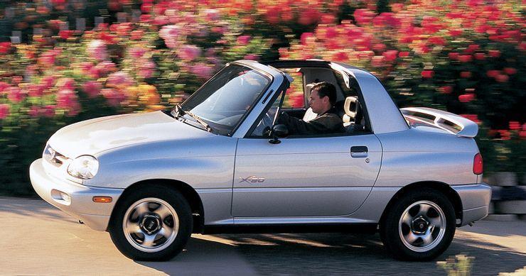 10 chiếc xe Nhật Bản xấu nhất từng sản xuất