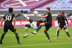 Xem video bàn thắng West Ham 1-1 Man City