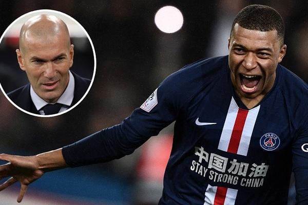 Mbappe đến Real dù Zidane bị 'trảm', Son Heung Min lên đời