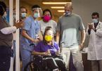Bệnh nhân Covid-19 xuất viện sau khi bị tuyên bố chết não