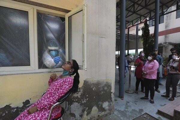 Số ca nhiễm Covid-19 tại châu Á vượt quá 10 triệu