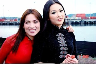 Tình bạn hơn 20 năm hiếm có của Phi Nhung - Như Quỳnh