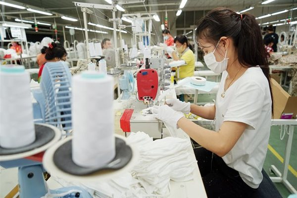 Opportunities for Vietnam's trade when the U.S removes stay-at-home orders