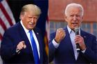 Tổng thống Trump bỏ phiếu sớm, ông Biden cảnh báo 'mùa đông đen tối' ở Mỹ