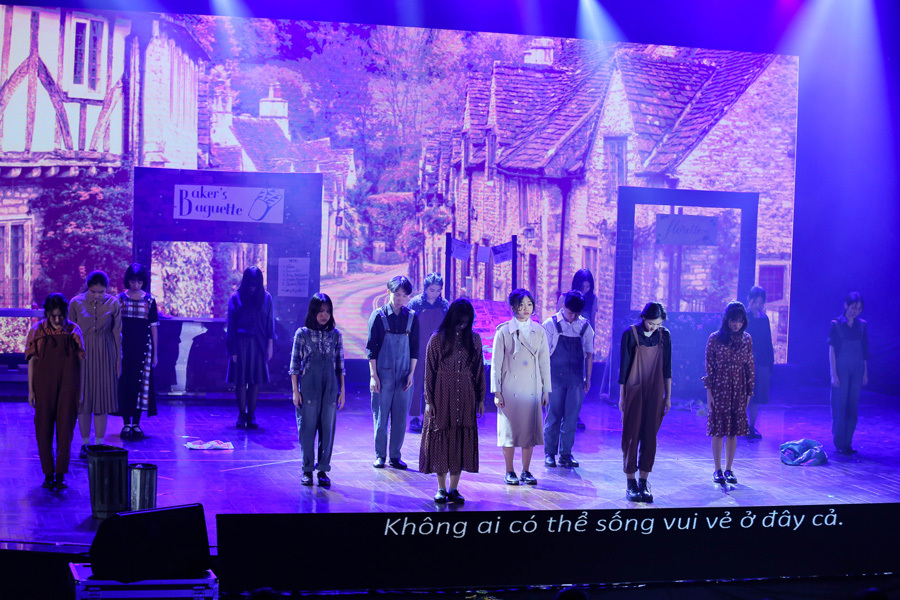 'Đọc' suy nghĩ của người trẻ qua vở kịch 'Một giấc mơ'