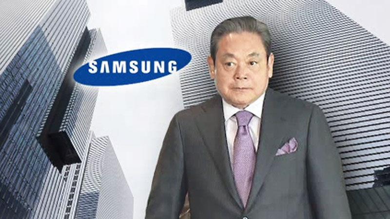 Lee Kun-hee: Người hùng Samsung, cuối đời lùm xùm, dính án