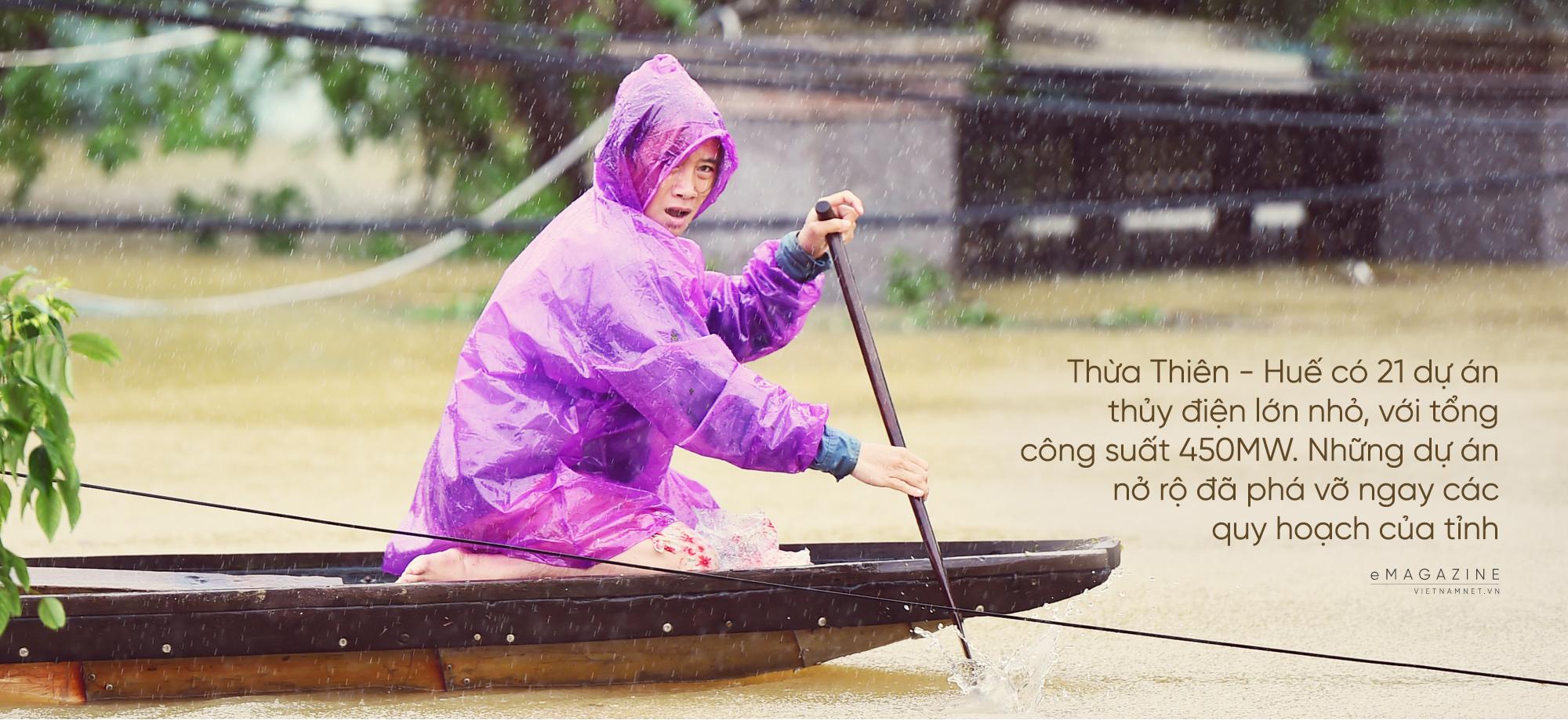 thuỷ điện,biến đổi khí hậu,lũ lụt miền trung