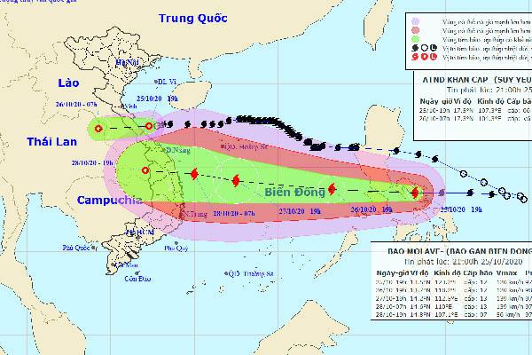 130 người chết trong mưa lũ ở miền Trung