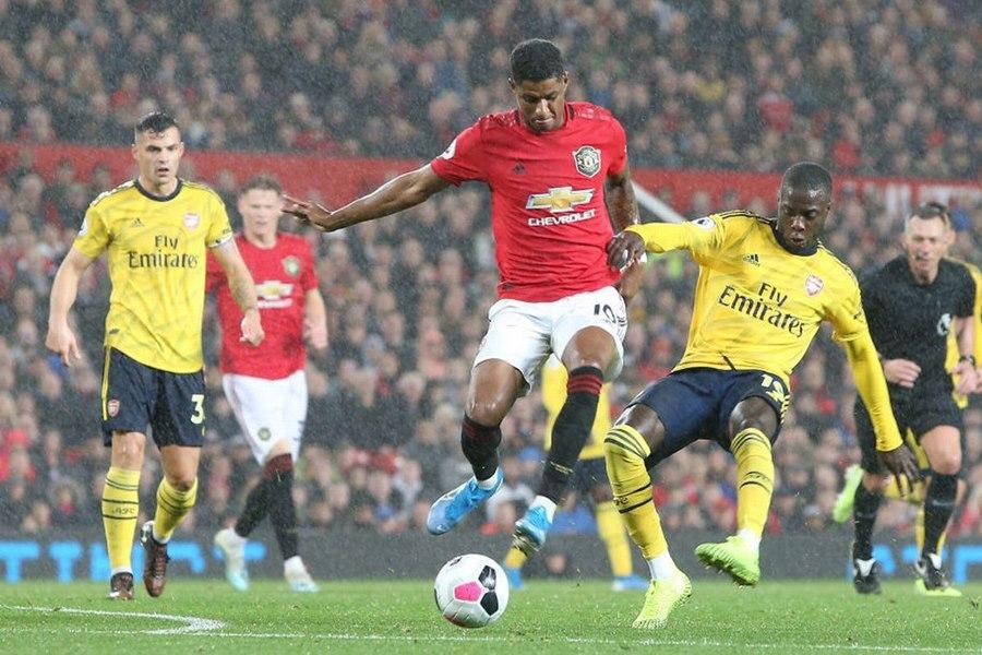 Lịch thi đấu Ngoại hạng Anh vòng 7: MU đại chiến Arsenal