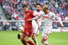 Lịch thi đấu bóng đá Bundesliga vòng 6