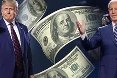 """Những tỷ phú dội """"mưa tiền"""" cho Tổng thống Trump và ông Biden"""
