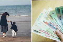 Thu nhập cao nhất chưa tới 15 triệu/tháng, mẹ đơn thân Hà Nội vẫn nuôi tốt 2 con còn lập sổ tiết kiệm đều