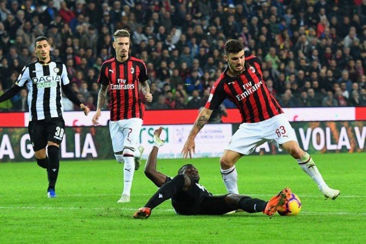 Lịch thi đấu bóng đá Serie A vòng 6