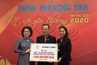 C.T Group ủng hộ 2 tỷ đồng hỗ trợ đồng bào miền Trung