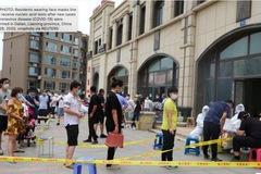 Ca mắc Covid-19 không triệu chứng tăng vọt ở Trung Quốc