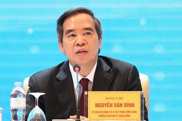 Đề nghị Bộ Chính trị kỷ luật Trưởng Ban Kinh tế T.Ư Nguyễn Văn Bình