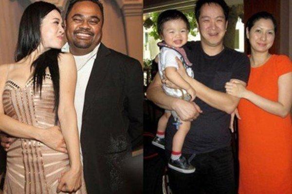 13 năm sau ly hôn: Thu Phương sống chung không cưới với ông bầu, Huy MC yêu chiều vợ mới