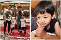 Gia đình Trà My Idol gây sốt với bức hình 'con ai người nấy dắt'