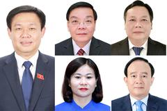 Hà Nội phân công nhiệm vụ Ủy viên Ban Thường vụ Thành ủy khóa mới