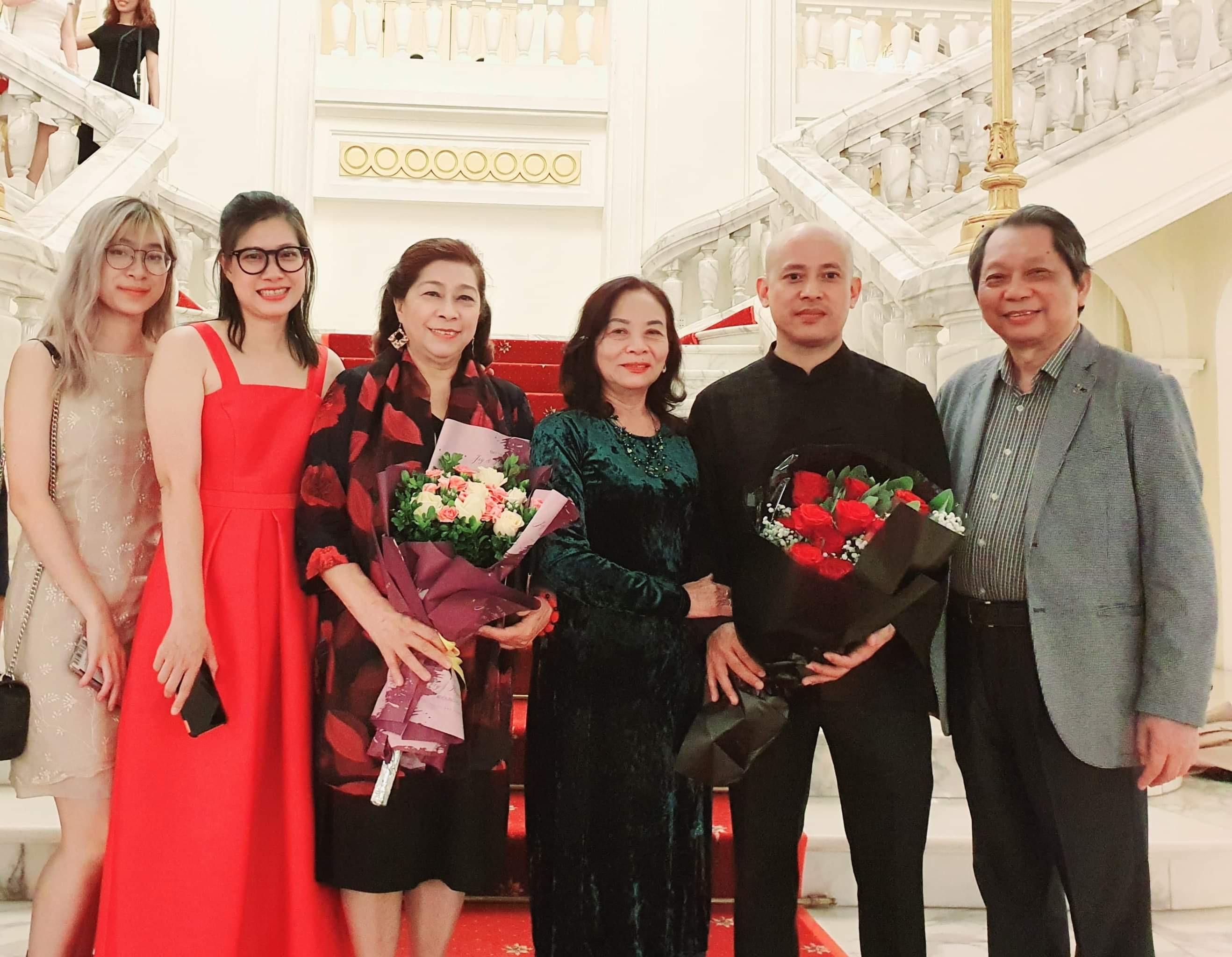 Đêm nhạc hội tụ những nghệ sĩ violin xuất sắc nhiều thế hệ