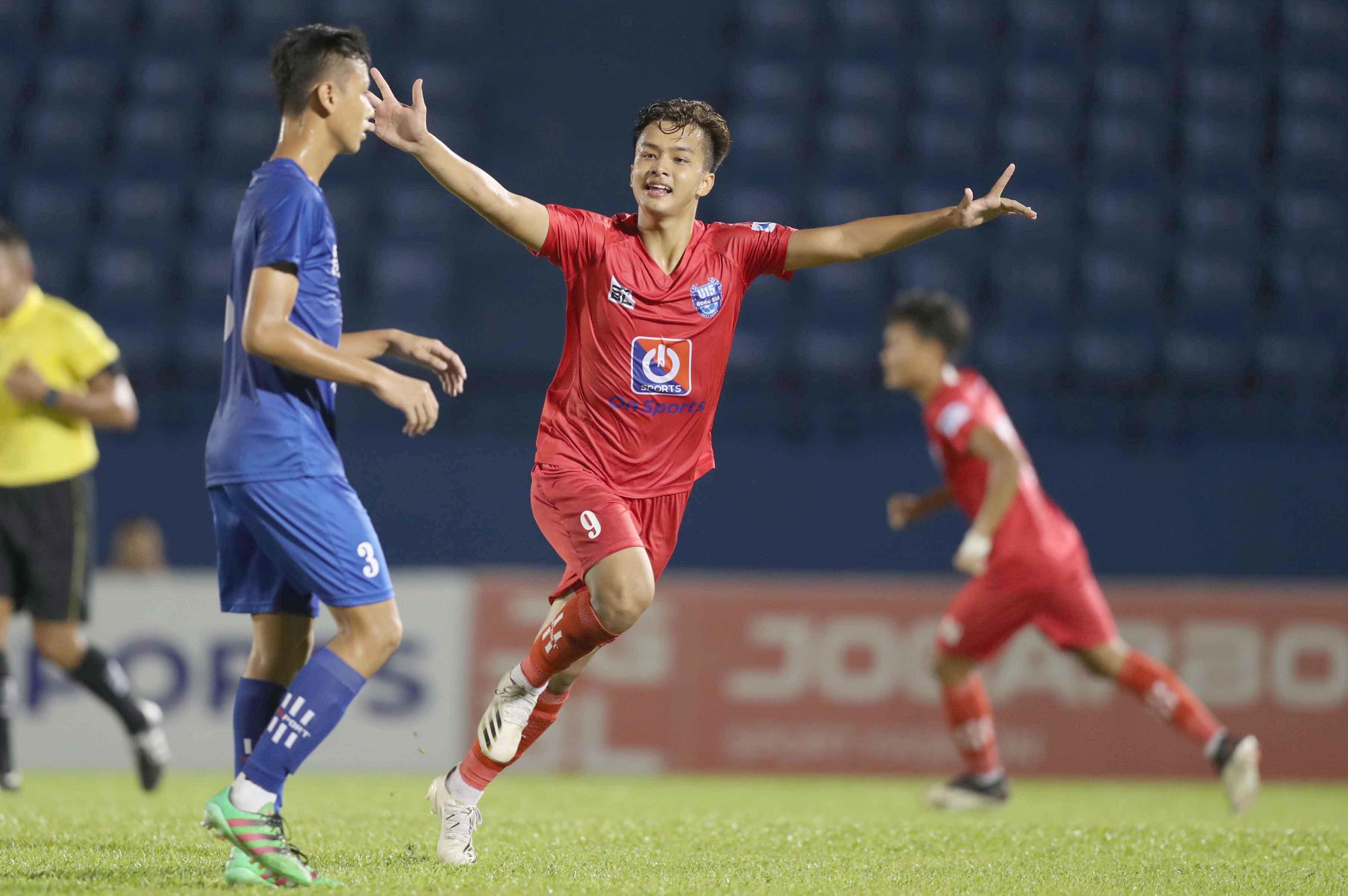 Giải U15 Quốc gia 2020: Hạ Đà Nẵng, PVF đăng quang ngôi vô địch