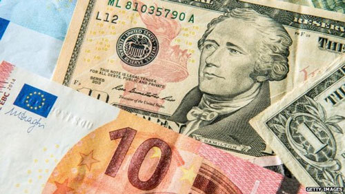 Tỷ giá ngoại tệ ngày 30/10: USD tiếp tục bật tăng