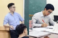 Thầy giáo 'soái ca' sẵn sàng cho sinh viên điểm 10 của trường Tự nhiên