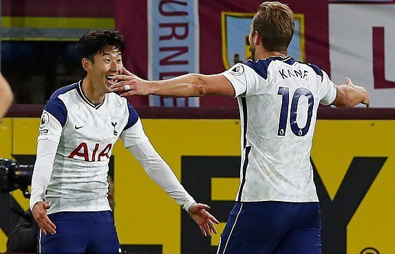 Video bàn thắng Burnley 0-1 Tottenham
