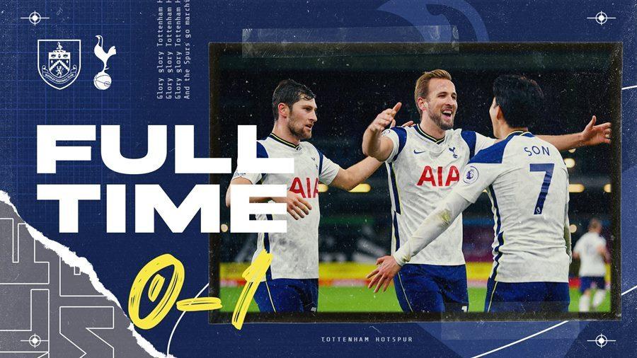Son Heung Min hóa người hùng, Tottenham vượt ải Burnley