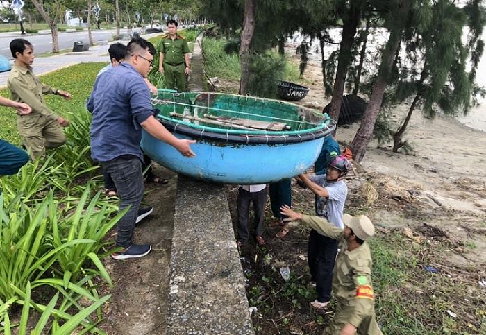 Đà Nẵng phát công điện ứng phó với bão số 10