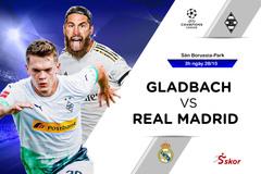 Nhận định Gladbach vs Real: Vượt qua cạm bẫy